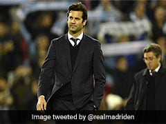 Real Madrid Confirm Santiago Solari As Coach Until 2021