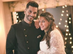 Neha Dhupia And Angad Bedi Name Their Baby Daughter Mehr. 'Both My Girls Are Doing Well,' He Tweets