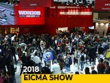 Video : 2018 EICMA Motorcycle Show
