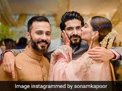 How Sonam, Rhea And Anand Ahuja Made Harshvardhan Kapoor's Birthday Special