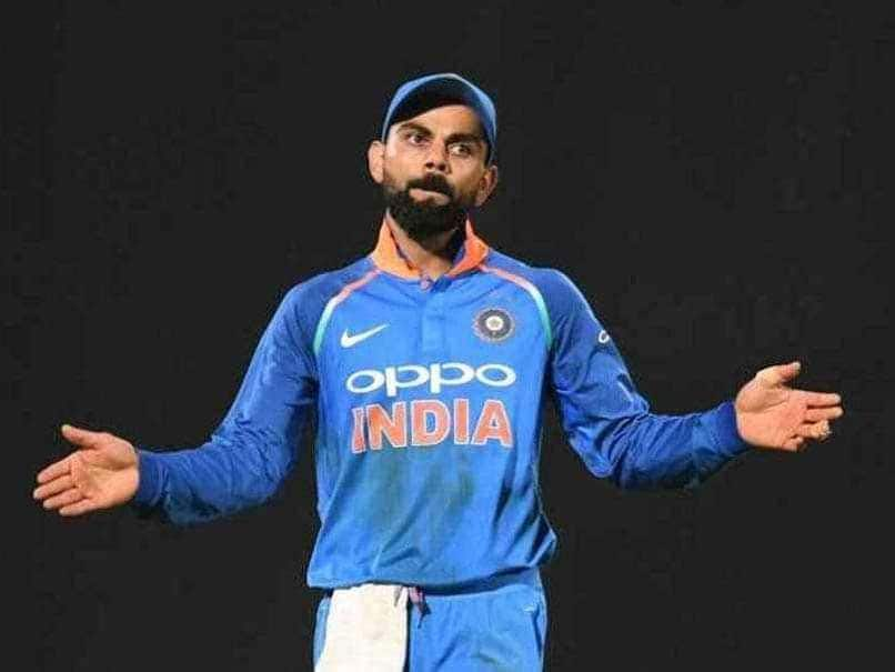 "India vs Australia: Virat Kohli Says He Was ""Immature"" To Get Into On-Field Spats"