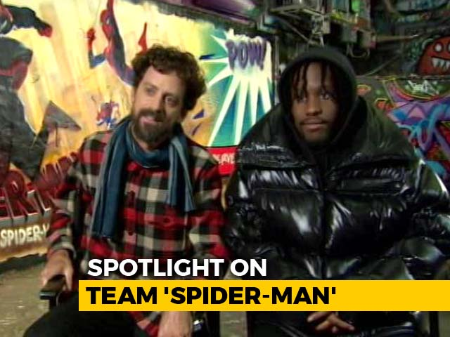 Spotlight: The Men Behind Spider-Man: Into The Spider-Verse