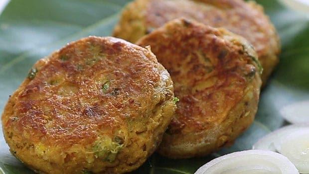 चिकन शामी कबाब