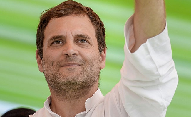Rahul Gandhi Alleges 'Corruption' In Education, Reaches Out To Students