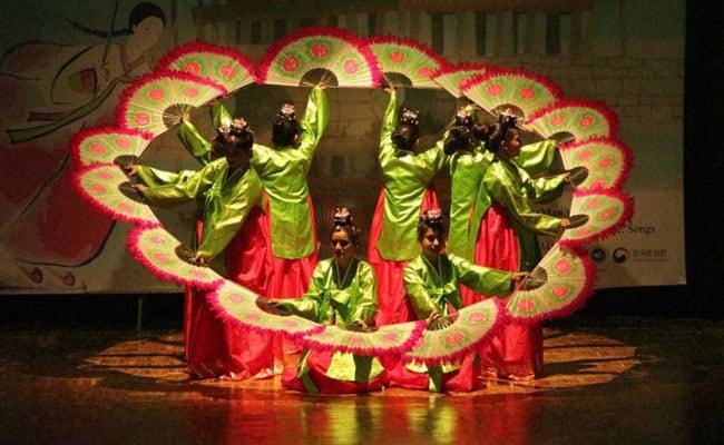 जामिया मिल्लिया इस्लामिया में कोरियाई सांस्कृतिक महोत्सव का आयोजन