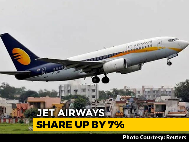Video : Jet Airways Surges Over 7% On Reports Of Tata Pursuing Controlling Stake