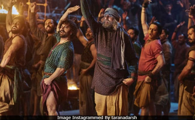 Thugs Of Hindostan Box Office Collection Day 7: Amitabh Bachchan And Aamir Khan's Film Is At 137 Crore, After Lowest Day Yet
