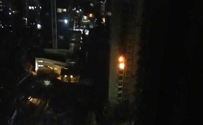 2 Killed In Fire At High-Rise In Mumbai's Suburban Andheri