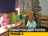 Video : Chhattisgarh Votes In Round 2, Test For Two Big-Hitters