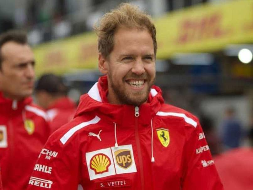Sebastian Vettel Makes Twitter ROFL With Hilarious Radio Message To Ferrari: Watch