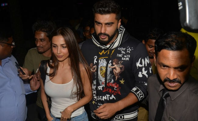 Malaika Arora Was Asked About Rumoured Wedding To Arjun Kapoor. She Said...