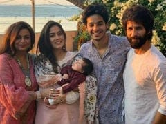 Viral: Pic Of Shahid Kapoor And Mira Rajput With Son Zain, Neelima Azeem And Ishaan