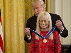 Donald Trump Jokes, Jabs As He Bestows US Highest Civilian Honour