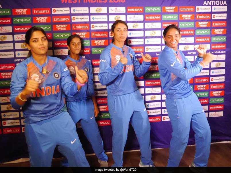 Harmanpreet Kaur Smriti Mandhana Show Their Dance Moves Ahead Of ICC Women