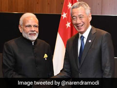 PM Modi Attends Gala Dinner Hosted by Singapore PM: Highlights