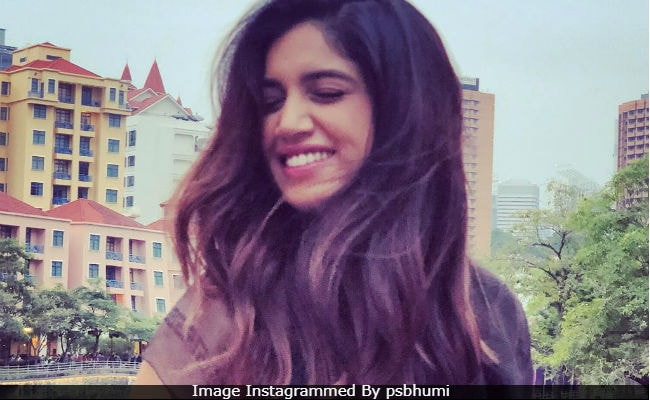 Bhumi Pednekar's Diwali Meme Is The Ultimate ROFL Pataakha. See Inside