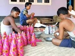 "This Village In Assam Has Been Making ""Green Crackers"" For 130 Years"