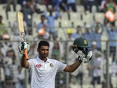 2nd Test, Day 4: Mahmudullah Riyad Ton Puts Bangladesh In Firm Control vs Zimbabwe
