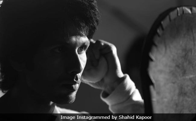 Shahid Kapoor Shares His Kabir Singh Look, The Internet Loves It