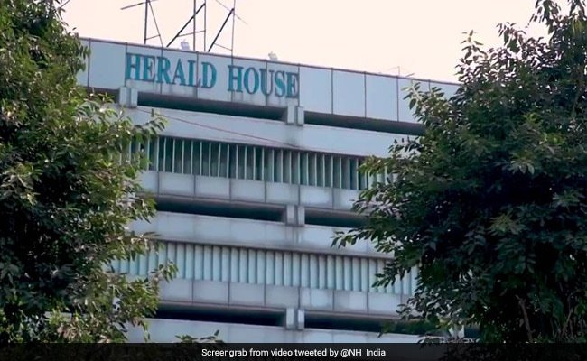 National Herald Publisher Must Vacate Delhi Office In 2 Weeks, Says Court