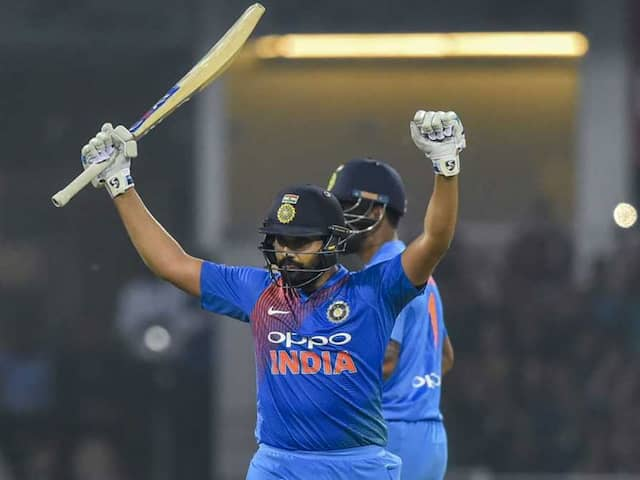 2nd T20I: Record-Setting Rohit Sharma Guides India To 71-Run Victory Over The Windies