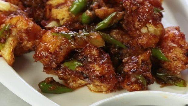try this yummy cauliflower snack at home | gobhi 65