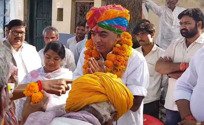 Jaswant Singh?s Son, Up Against Vasundhara Raje, Says 'I'm Here To Win'