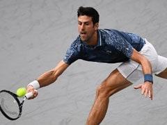 Novak Djokovic Hails