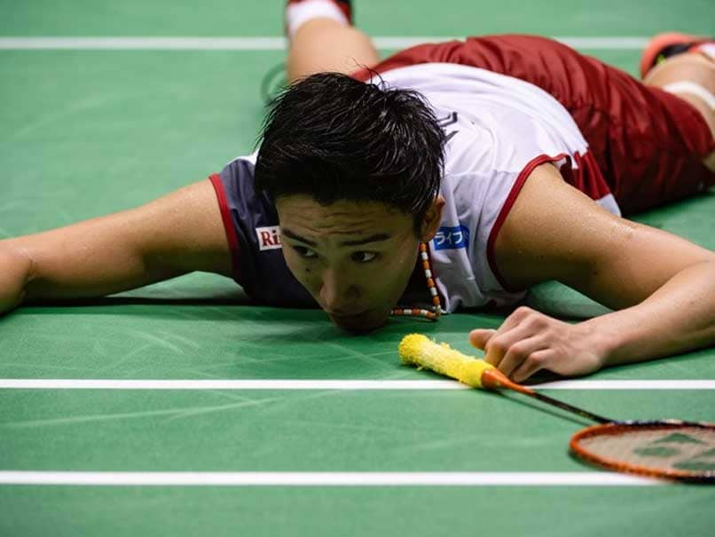 Kento Momota Stunned In Hong Kong Open Semis