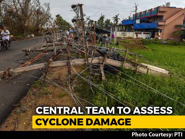 Video : Cyclone Gaja: Tamil Nadu Seeks Rs. 15,000 Crore Help From Centre