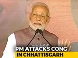 Video : Sitaram Kesri Was Removed As Congress President For Sonia Gandhi: PM