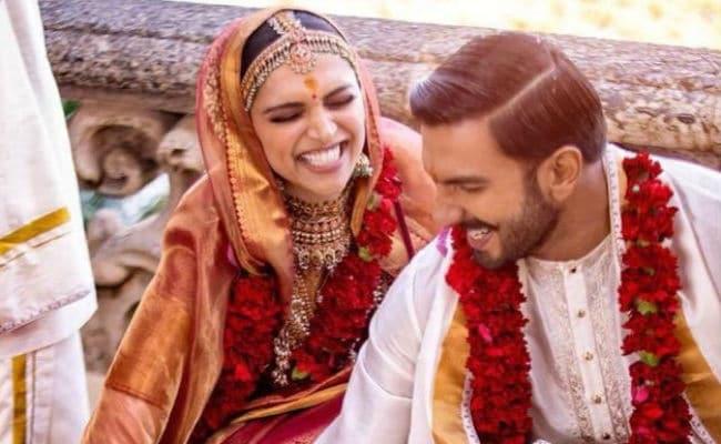 Deepika Padukone And Ranveer Singh's Wedding Pics ...