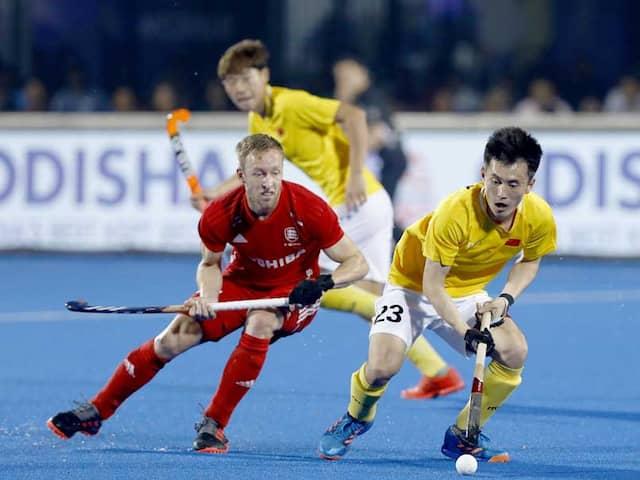 Hockey World Cup: Gutsy China Hold England To 2-2 Draw