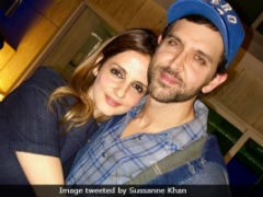 Trending: Hrithik Roshan Explains He And Ex-Wife Sussanne Are 'Separated By Ideas Yet United'
