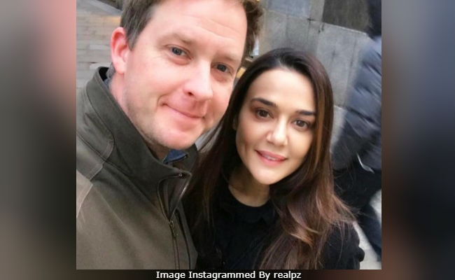 For Thanksgiving, Preity Zinta Flies Out Of India To Meet 'Pati Parmeshwar' Gene Goodenough
