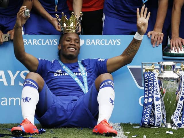 Didier Drogba announced his retirement from football