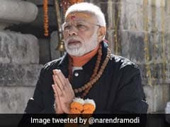 PM Modi Spends Diwali At Kedarnath, Meets Soldiers At India-China Border