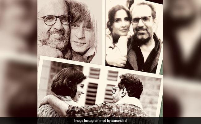Zero Director Thanks Shah Rukh Khan, Katrina Kaif and Anushka Sharma For 'Heartfelt Journey'