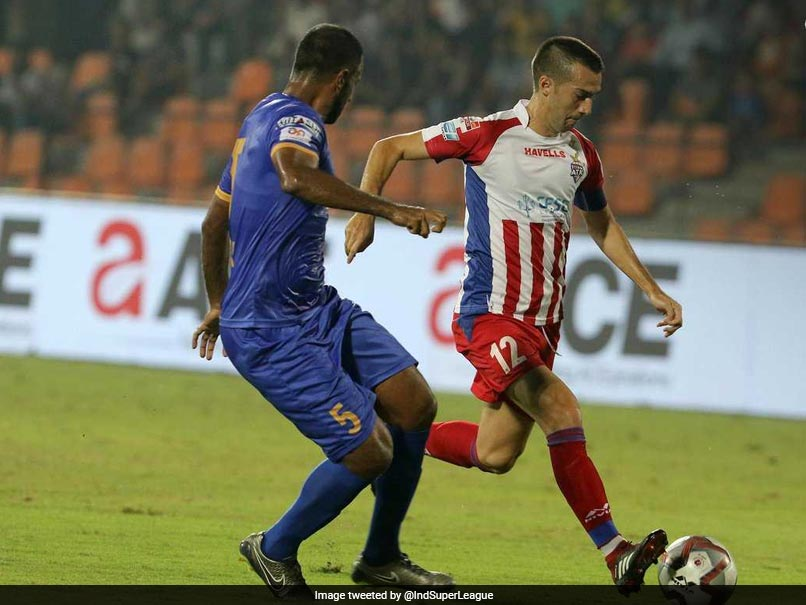 Indian Super League: Coach Steve Coppell is happy with the result and one point
