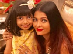 In Pics: Aishwarya, Abhishek, Amitabh Bachchan And Others Celebrate Aaradhya's Birthday In Mumbai