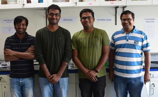 IIT Hyderabad Scientists Develop Smartphone-Based Sensors To Detect Milk Adulteration
