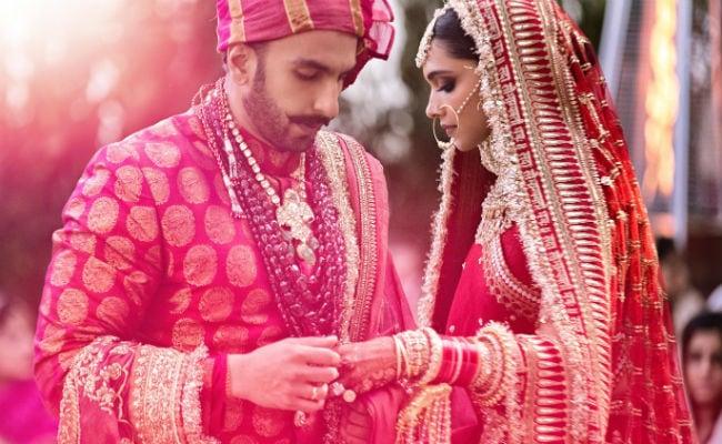 The Making Of Deepika Padukone And Ranveer Singh's Sindhi Wedding Outfits