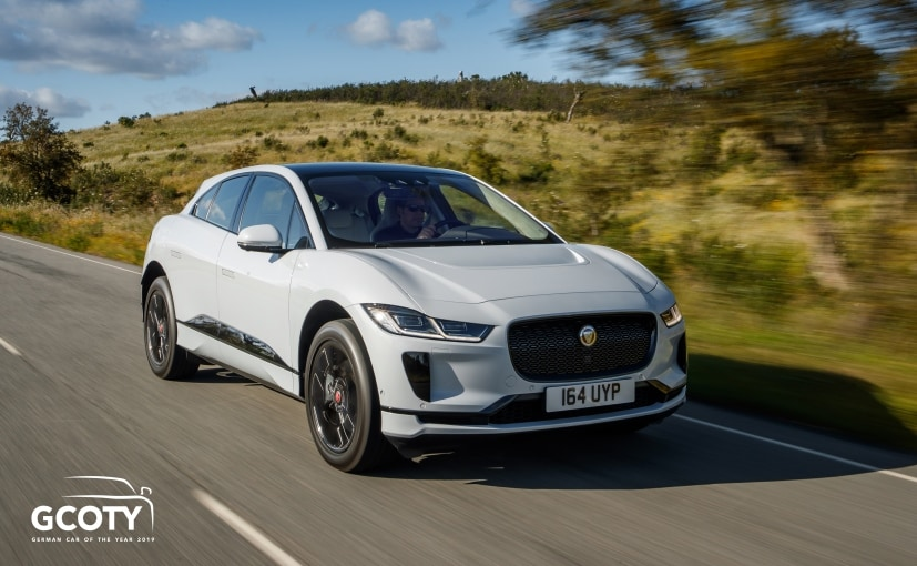 Jaguar I Pace Is An Suv And Underpinned By All New Aluminium Platform