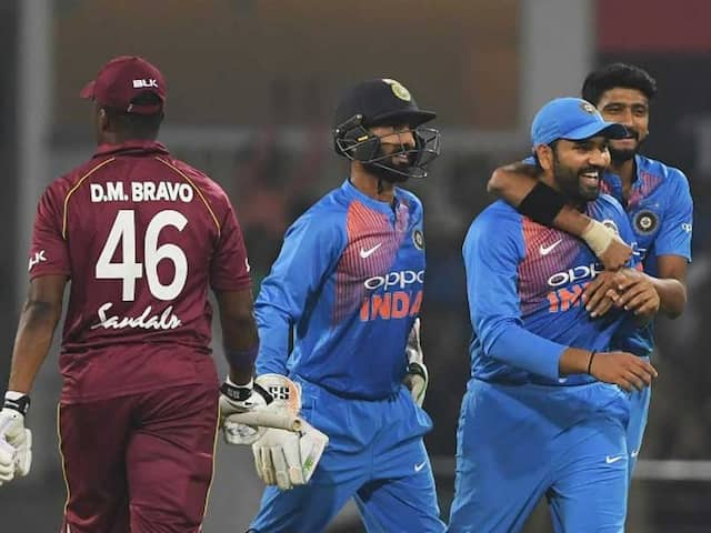 India vs West Indies Live Streaming 3rd T20I: When And Where To Watch Live Telecast, Live Streaming