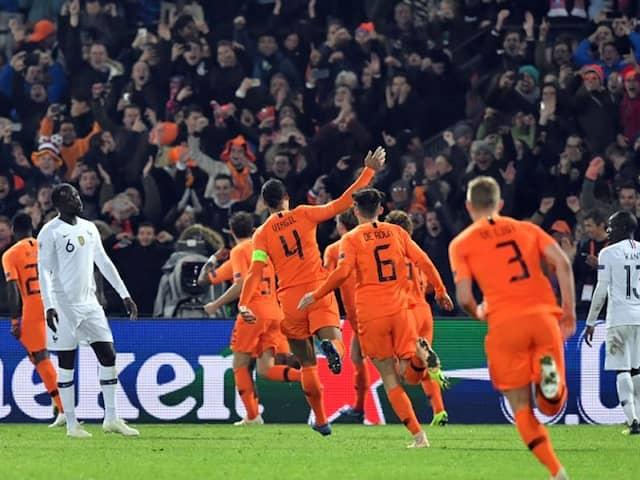 Netherlands Eye Nations League Finals After Handing France First Post-World Cup Defeat