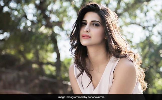 Aahana Kumra Says Sajid Khan 'Did The Same Thing' With Her That Saloni Chopra Wrote About