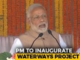 Video : PM Modi To Inaugurate Multi-Modal Waterways Terminal In Varanasi Today