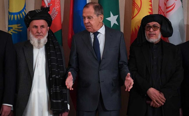 Taliban Attends Peace Talks In Russia For First Time, No Progress Reported
