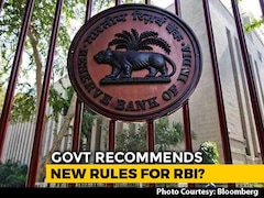 Video: Centre's New Move May Escalate Feud With RBI Ahead Of Board Meet: Report