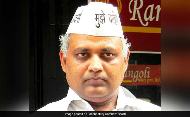 Delhi AAP MLA To Move Higher Court Against Sentencing In AIIMS Assault Case